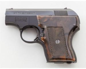 S&W 22 pistol