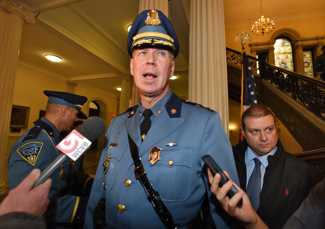 Nomination for Hero Badge (Wanted State Police Director, No